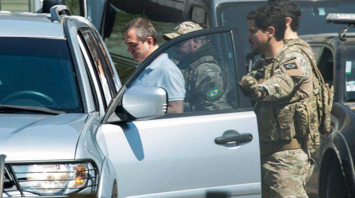 Adentro. Joesley Batista fue detenido y su acuerdo de delación premiada se dio por terminado.