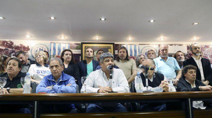 Programa. Los integrantes de la multisectorial harán actos contra el G20.