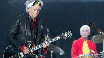 El guitarrista de Rolling Stones.