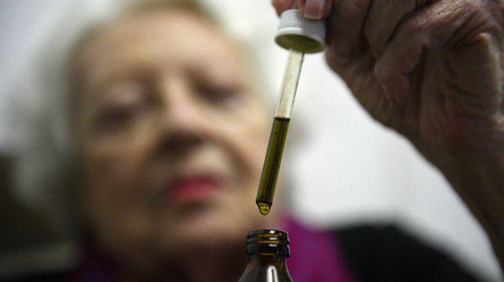 Pedido. Familiares de pacientes también solicitan el uso de cannabis.