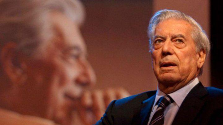 Vargas Llosa prepara una novela sobre Guatemala