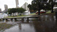 alerta a corto plazo para rosario y la zona por tormentas severas