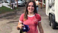 Zaira Ailén Rodríguez. La piloto de karting asesinada a los 19 años.