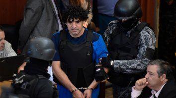 Seis años. Ariel Cantero fue condenado como miembro de Los Monos.