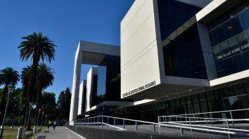 Centro de Justicia. La decisión fue tomada en la sala 8 de Gestión Judicial.
