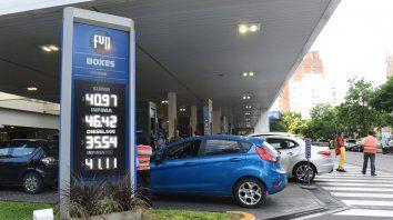 YPF dijo que sus precios llegaron al equilibrio