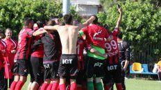 Katamon ole, ola. El equipo dirigido por Lior Zada se ubica primero en la tabla de la segunda división de la liga israelí.