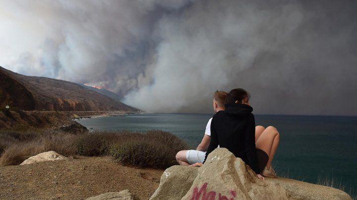Las devastadoras imágenes del incendio más destructivo en la historia de California
