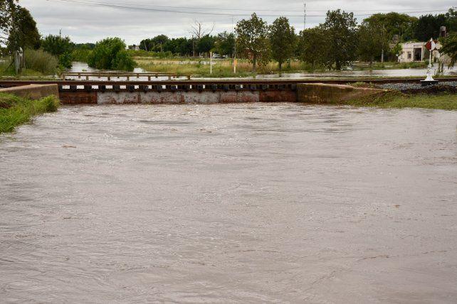 Maciel fue una de las localidades más afectadas.