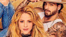 En la mira. Shakira y Maluma fueron criticados por algunas de sus letras.