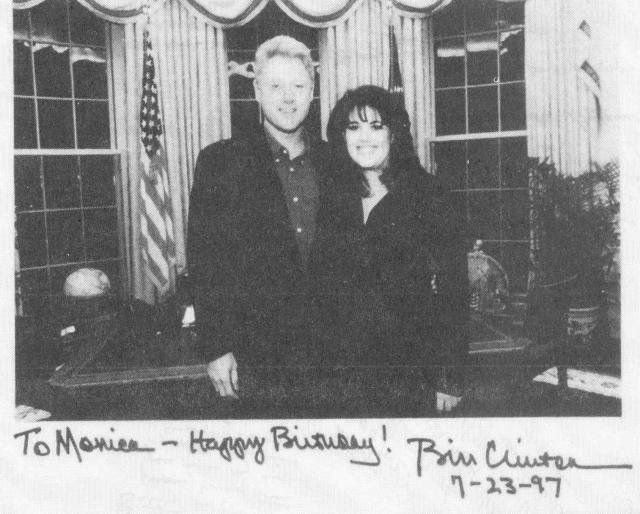 Monica Lewinsky rompió el silencio y habló de su relación con Bill Clinton