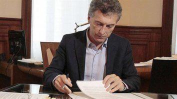 El gobierno oficializó el bono para el sector privado