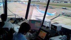 Cayó otra vez un piloto que interfirió en Aeroparque