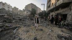 Las milicias palestinas declaran una tregua unilateral en Gaza