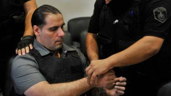 Condenado. Ochoa cumple la pena en la cárcel de Piñero.