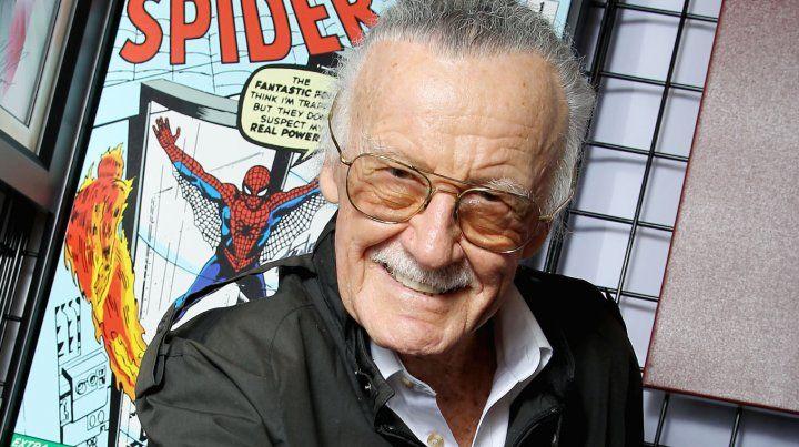 Cómo es el último superhéroe en el que trabajaba Stan Lee antes de morir