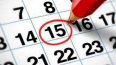 ¿Cuál es el alcance del feriado administrativo de mañana?
