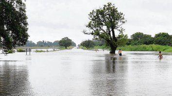 Cambio climático. Los fenómenos extremos desafían al campo.