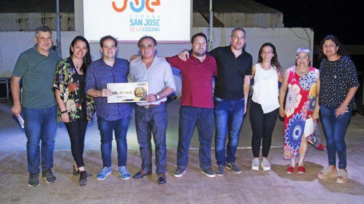 Distinguidos. La competencia dejó ocho ganadores para el Pre Cosquín.