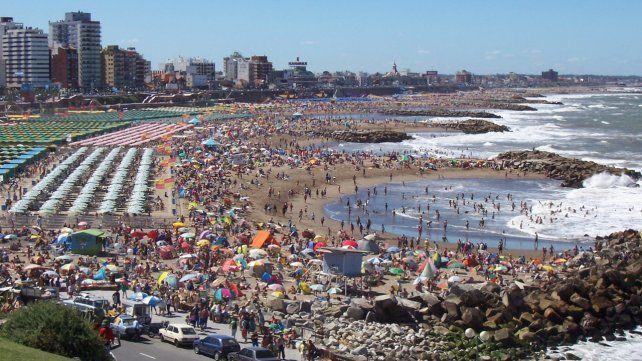 Mar del Plata ostenta 70 por ciento de plazas reservadas para el fin de semana largo