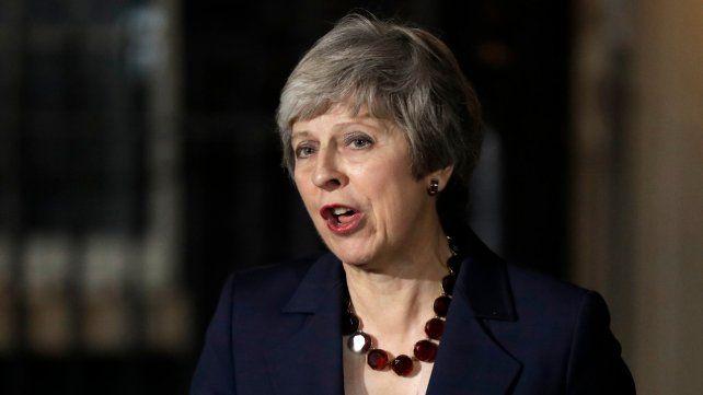 Gabinete británico apoya el principio de acuerdo con la UE sobre el Brexit
