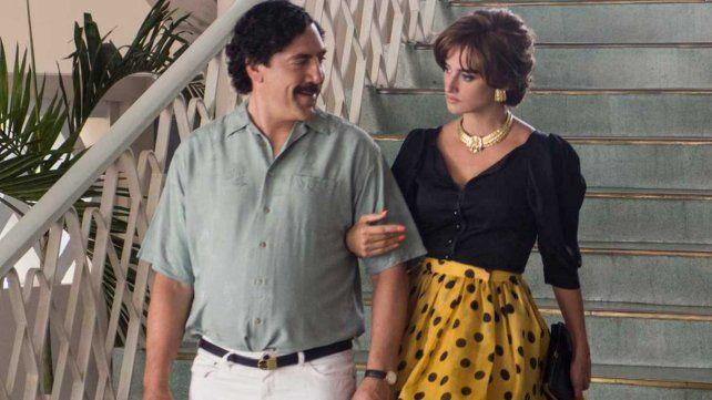Equipo. Javier Bardem y Penélope Cruz protagonizan el filme.