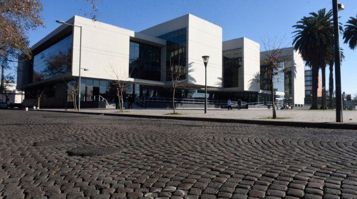 Sarmiento y Virasoro. El juicio oral y público terminó ayer en el Centro de Justicia Penal (CJP).