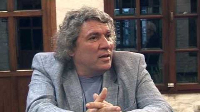 Acusado. Di Benedetto negó los delitos que se le atribuyeron.