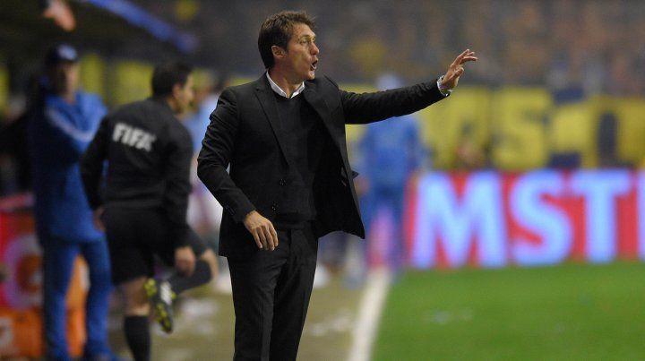 Para elegir. Guillermo Barros Schelotto mirará en especial a Buffarini y al arquero Andrada pensando en la final de la Libertadores.