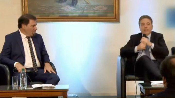 Dujovne: Nunca se hizo un ajuste de esta magnitud sin que caiga el gobierno
