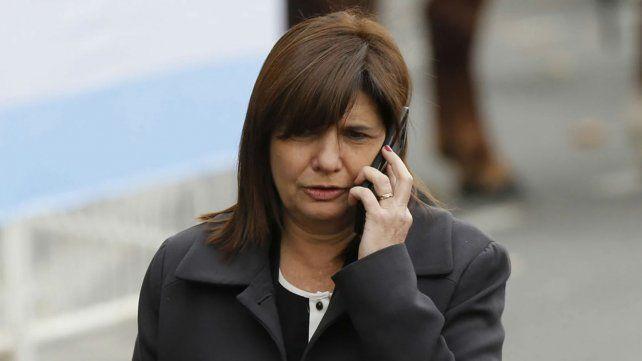 Bullrich: Los atentados en Recoleta y en la casa de Bonadio están vinculados