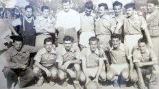 el club que nacio en el corazon del viejo pueblo alberdi