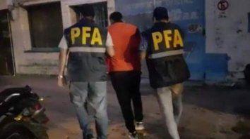 De archivo. La imagen de una de las detenciones que se produjeron en octubre en el marco de la investigación.