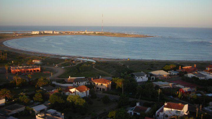 Mar y tranquilidad. La Paloma es uno de los balnearios más emblemáticos del departamento de Rocha. Enclavado en pleno océano Atlántico