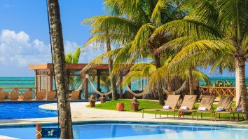 Confort y mar. El hotel es uno de los más tradicionales y conocidos para aquellos huéspedes que buscan confort y exclusividad.