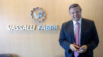 Directorio. Luis Cagliari, quien se desempeñó como CEO de la compañía, fue elegido como cabeza directriz.