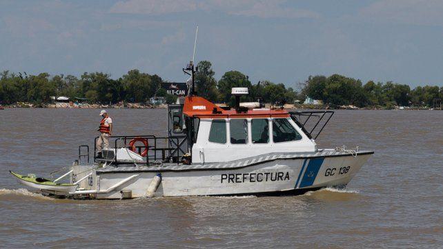 Habrían dado con una víctima de la tragedia en el Paraná