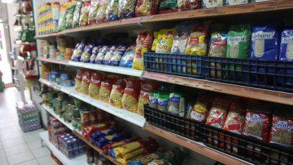 Duro de bajar. Según Ecolatina, aún no se observa una desaceleración inflacionaria en alimentos.