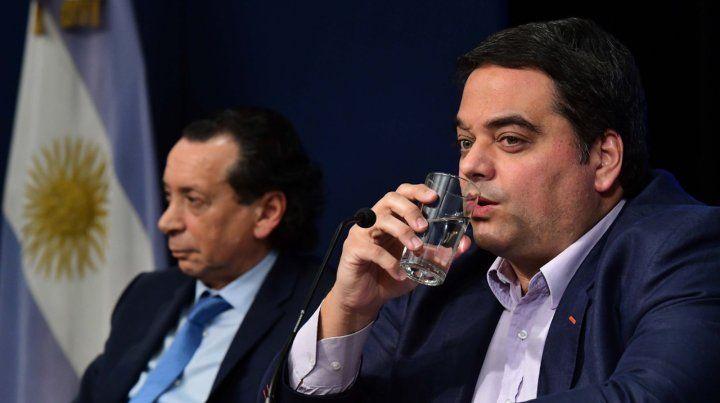 Triaca elogió a Macri