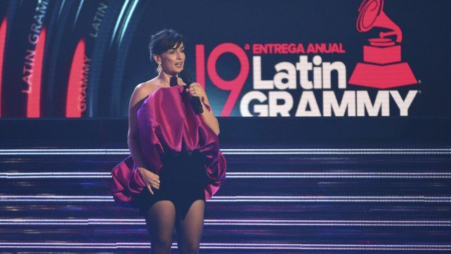 La ceremonia de los Grammy Latinos 2018