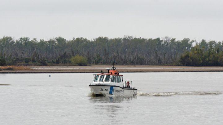 Identifican al joven hallado muerto en el río Paraná