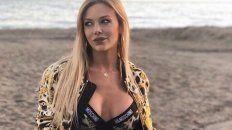 La sexy producción de Evangelina Anderson en Marbella