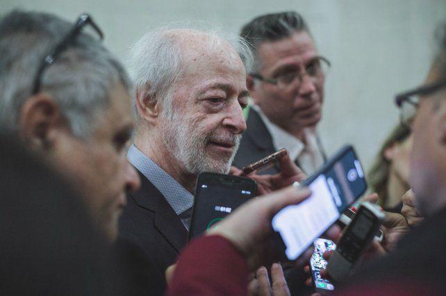 Juan Carlos López Mena, presidente de Buquebus.