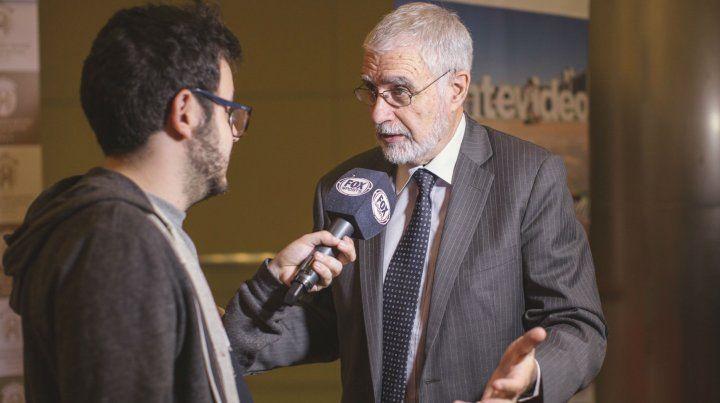 El viceministro de Turismo de Uruguay