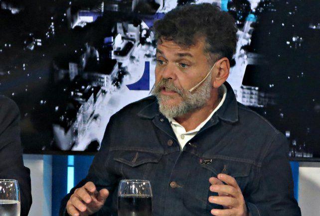 Alfredo Casero tildó a Cristina Kirchner de sociópata y pelotuda