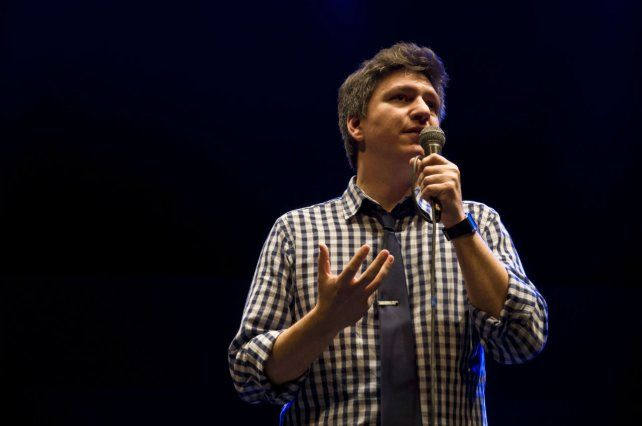 Jorge fossetti actúa hoy en Plataforma Lavardén