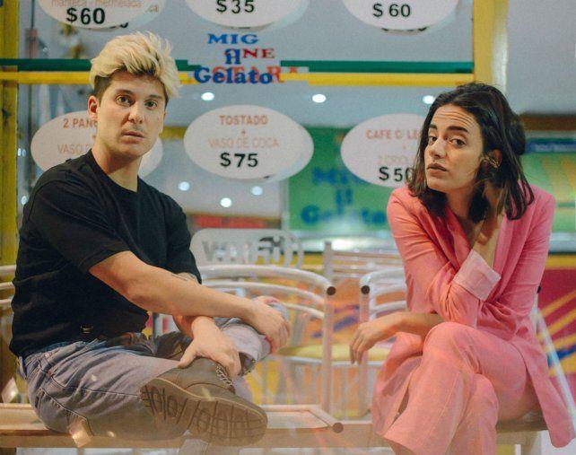 Pop. Santiago Celli y Zoe Gotusso.