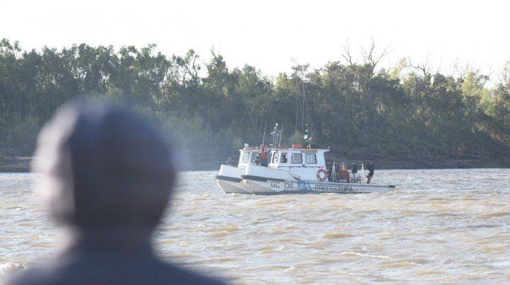 Se montaron intensos operativos de rastrillajes desde el momento de la tragedia pero los cuerpos tardaron semanas y meses en aparecer.