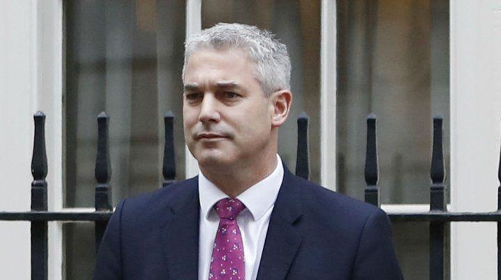 Recambio. El designado nuevo ministro para el Brexit