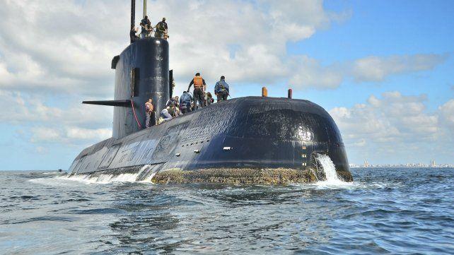 El ARA San Juan desapareció el 15 de noviembre del año pasado.
